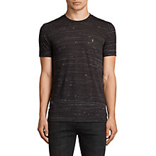Buy AllSaints Stanley T-Shirt Online at johnlewis.com