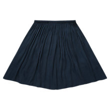 Buy Jigsaw Girls' Crocus Drape Midi Skirt Online at johnlewis.com