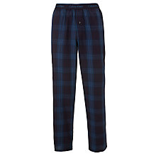 Buy Calvin Klein Laudette Plaid Lounge Pants, Blue Online at johnlewis.com