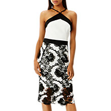 Buy Coast Keira Lace Skirt, Mono Online at johnlewis.com
