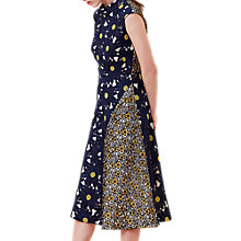 Buy Finery Durham Daisy Lace A-Line Dress, Multi Online at johnlewis.com