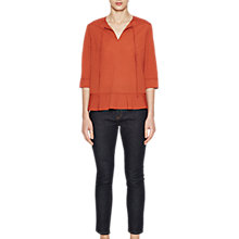 Buy French Connection Classic Crepe Top Online at johnlewis.com