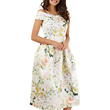 Buy Closet Floral Off The Shoulder Dress Online at johnlewis.com