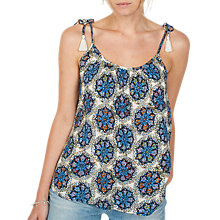 Buy Fat Face Winnie Star Mosaic Cami Top, Multi Online at johnlewis.com