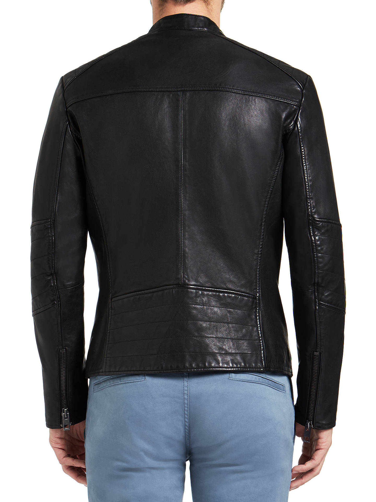 4dbb4087d1d ... Buy BOSS Orange by HUGO BOSS Jeeper Biker Jacket