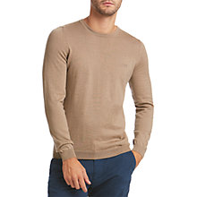 Buy BOSS Green C-Caio Crew Neck Jumper Online at johnlewis.com
