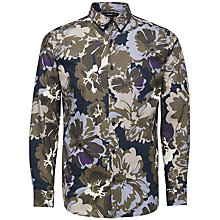 Buy Selected Homme Dacre Shirt, Vulcan Online at johnlewis.com