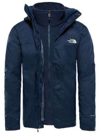 The North Face Evolve II Triclimate 3-in-1 Waterproof Men's Jacket