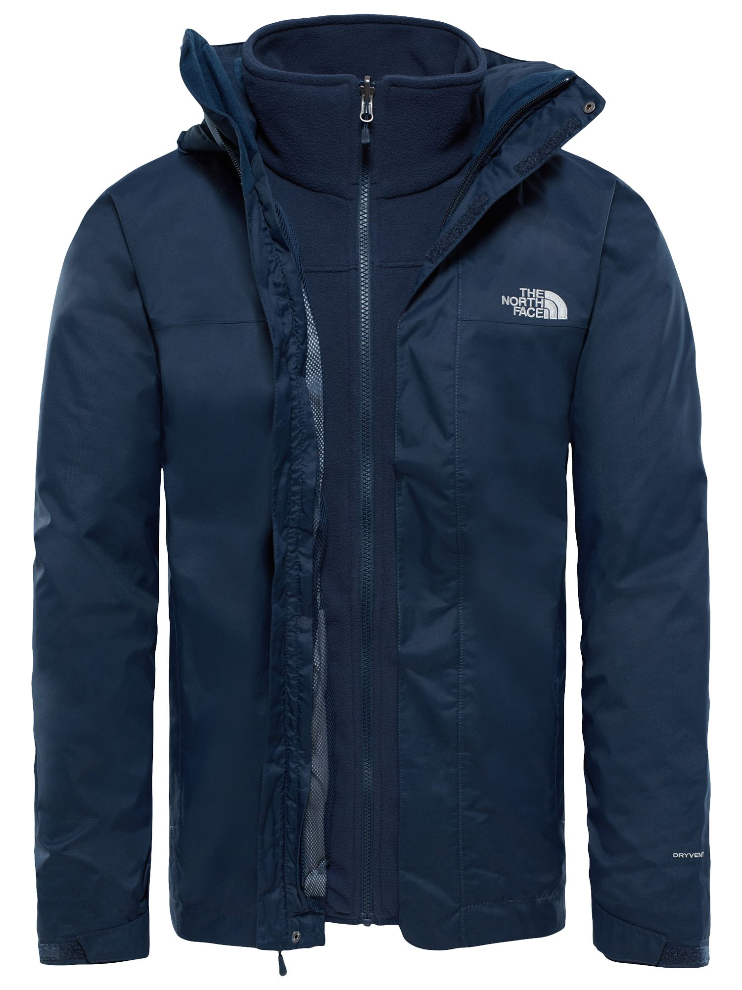 The North Face The North Face Evolve II Triclimate 3-in-1 Waterproof Men's Jacket