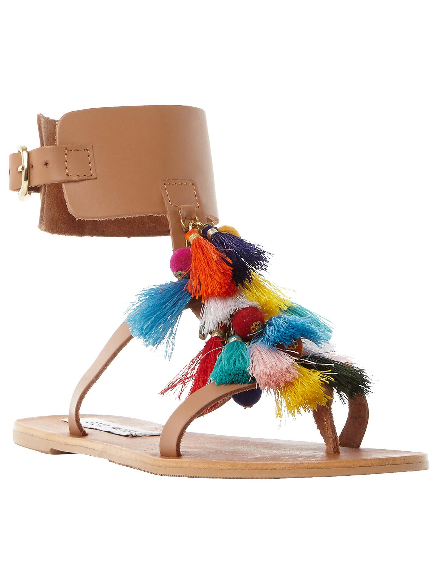 bfb4612ee439 Buy Steve Madden Colorful Tassel Sandals