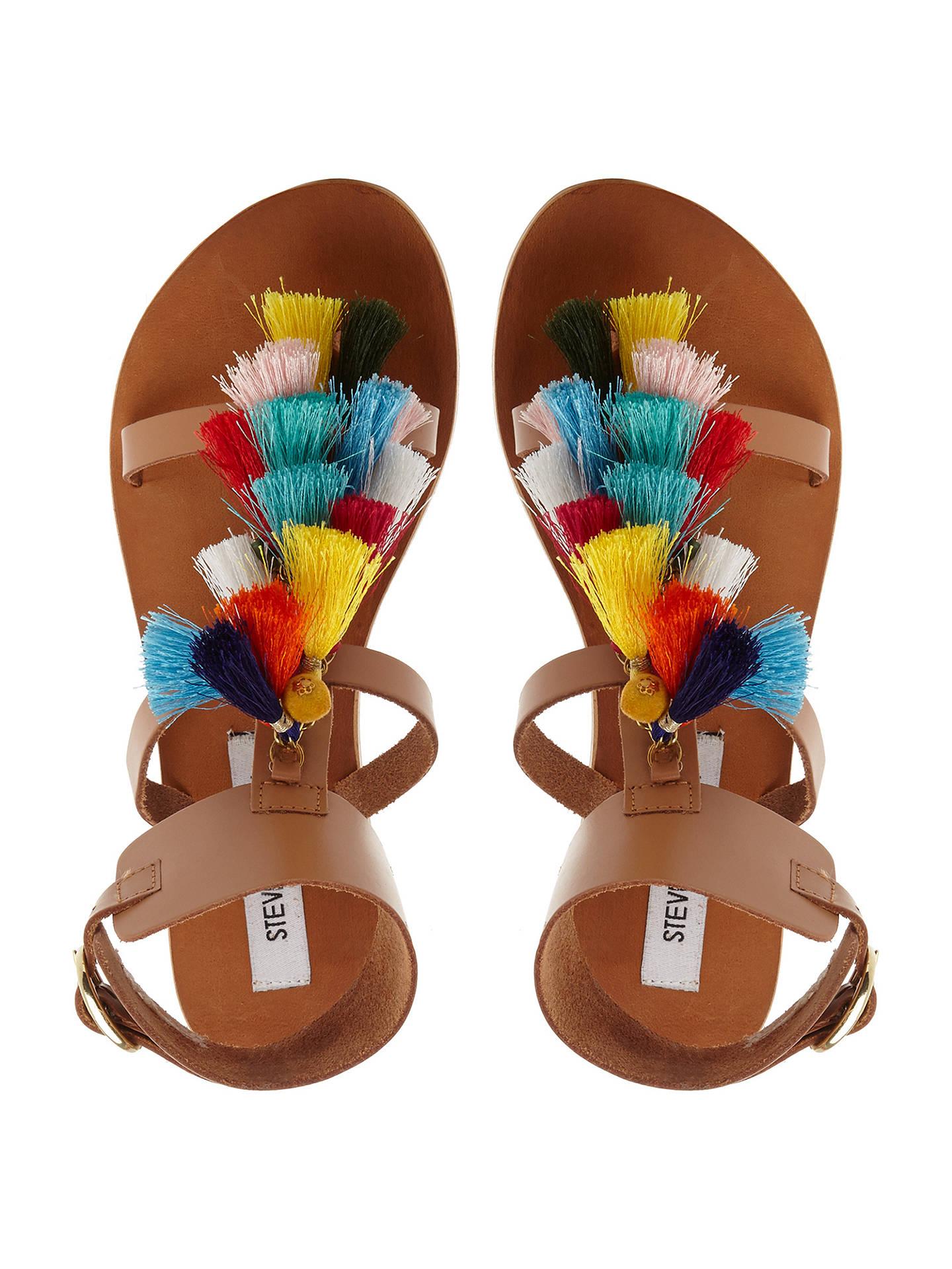 21552b00b28d ... Buy Steve Madden Colorful Tassel Sandals