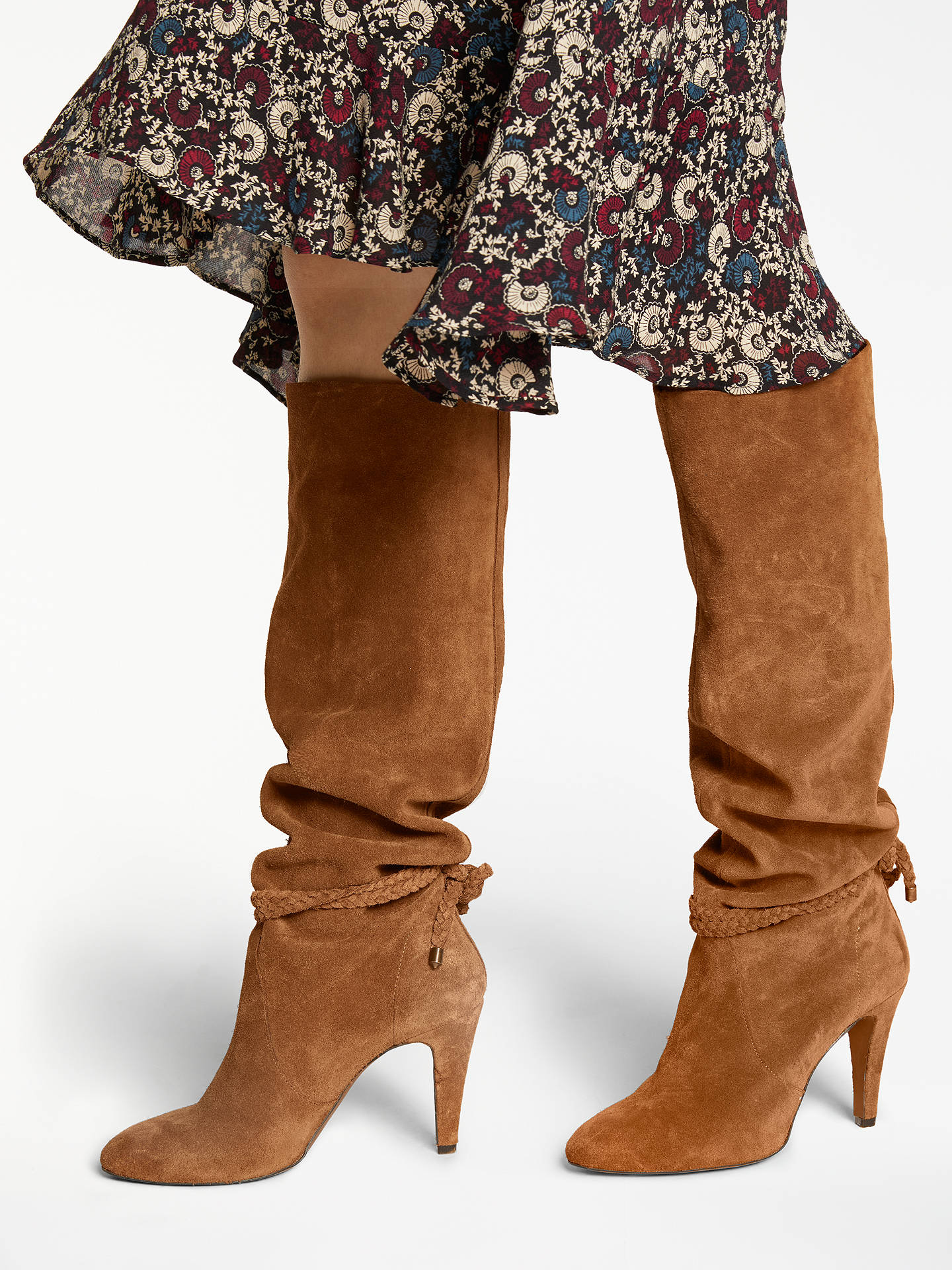 fd0fd1ea44f ... Buy AND OR Sancia Knee High Slouch Boots