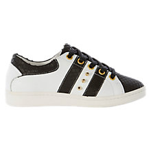 Buy Karen Millen Collection Trainers, Black/Multi Online at johnlewis.com
