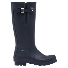 Buy Hunter Boots Adjust Wellington Boots Online at johnlewis.com