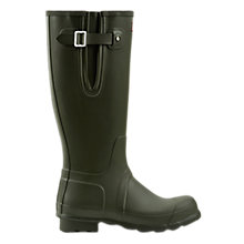 Buy Hunter Boots Adjust Waterproof Wellington Boots Online at johnlewis.com