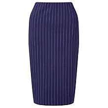 Buy Marc Cain Pinstripe Stretch Pencil Skirt Online at johnlewis.com