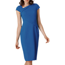 Buy L.K. Bennett Sissi Core Dress, Blue Online at johnlewis.com