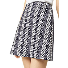 Buy Warehouse Link Jacquard Skirt, Multi Online at johnlewis.com