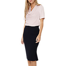 Buy Damsel in a dress City Suit Skirt, Navy Online at johnlewis.com