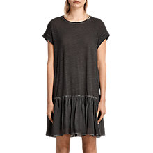 Buy AllSaints Jody Jersey Dress Online at johnlewis.com