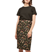 Buy Gerard Darel Alpha Skirt, Black Online at johnlewis.com