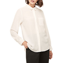 Buy Gerard Darel Brian Blouse, Ecru Online at johnlewis.com
