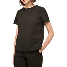 Buy Gerard Darel Ben Blouse, Black Online at johnlewis.com