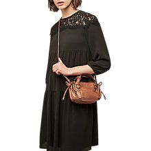 Buy Gerard Darel Nadine Dress, Black Online at johnlewis.com