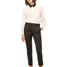 Buy Gerard Darel Simone Trouser, Black Online at johnlewis.com