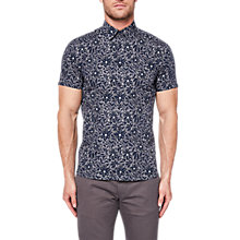 Buy Ted Baker Calous Short Sleeve Shirt Online at johnlewis.com