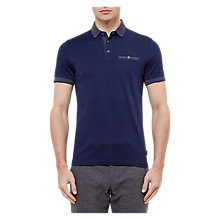 Buy Ted Baker Rickee Polo Shirt Online at johnlewis.com