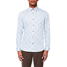 Buy Ted Baker Thepalm Print Shirt Online at johnlewis.com