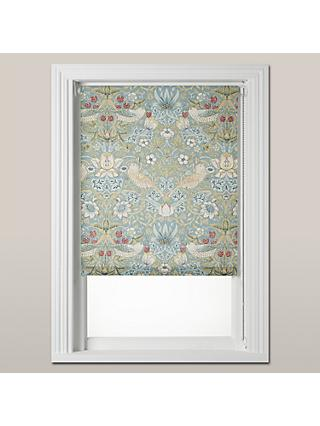 Morris & Co. Strawberry Thief Roller Blind
