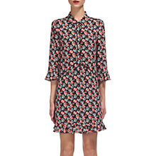 Buy Whistles Apple Print Shirt Dress, Red/Multi Online at johnlewis.com