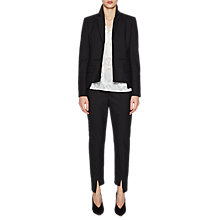 Buy French Connection Winter Tallulah Jacket, Black Online at johnlewis.com