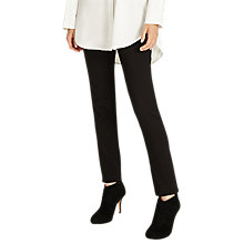Buy Phase 8 Paloma Trousers, Black Online at johnlewis.com