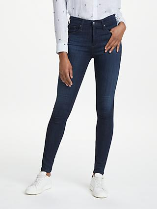 AG The Farrah High Rise Skinny Jeans, Brooks