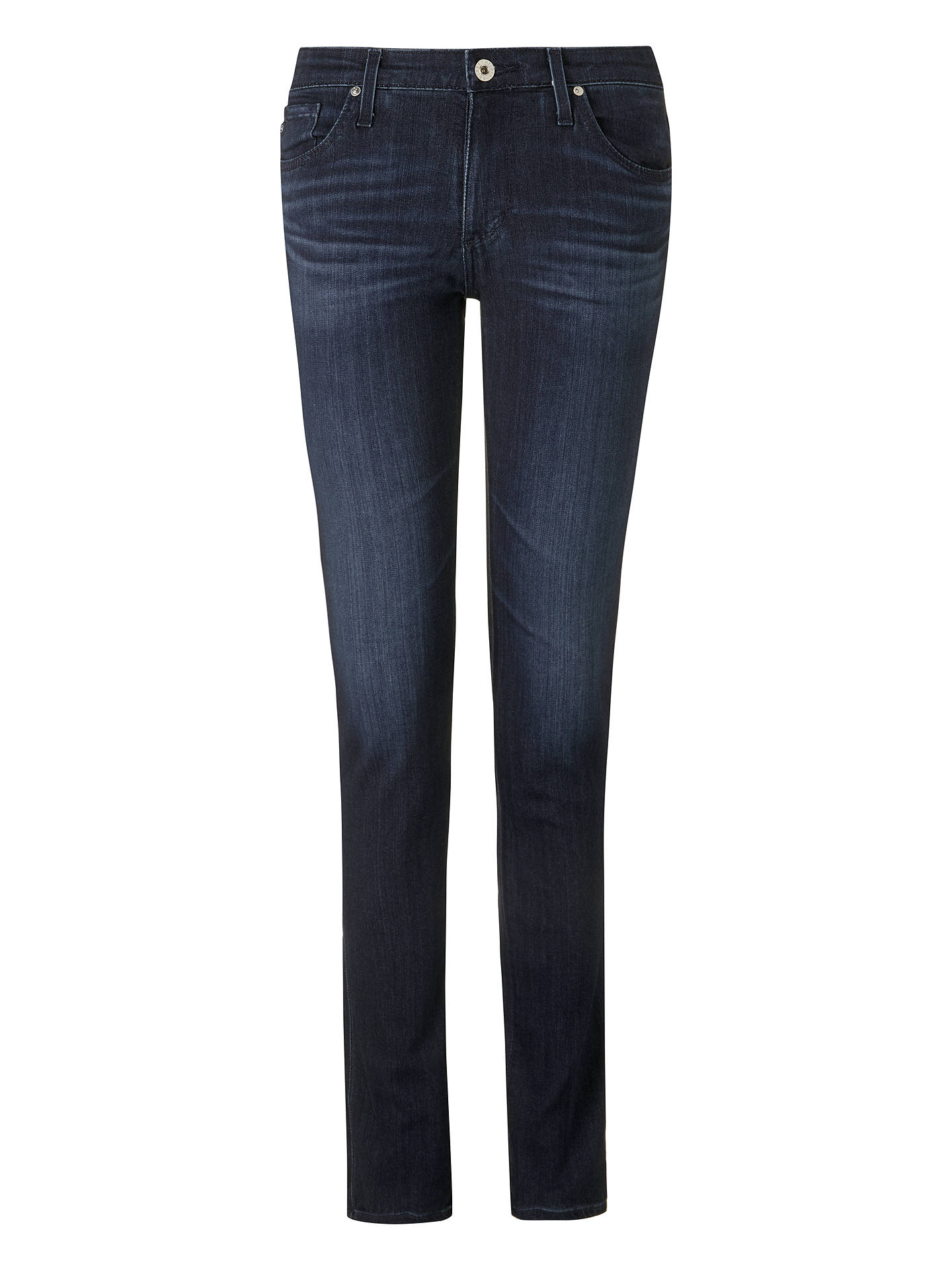 Buy AG The Prima Mid Rise Skinny Jeans, Gallant, 24 Online at johnlewis.com