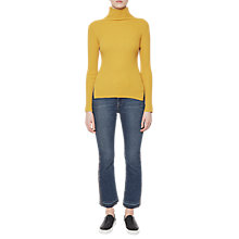 Buy French Connection Virgie High Neck Jumper Online at johnlewis.com