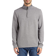 Buy BOSS Green C-Piceno Jumper, Medium Grey Online at johnlewis.com