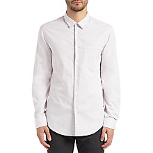 Buy BOSS Green C-Bise Shirt, White Online at johnlewis.com