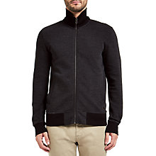 Buy BOSS Orange Zteel Jacket, Black Online at johnlewis.com