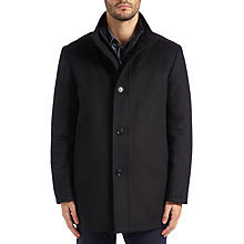 Buy BOSS Green C-Coxtan Jacket, Black Online at johnlewis.com