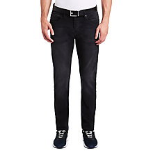 Buy BOSS Orange 90 Jeans, Black Online at johnlewis.com