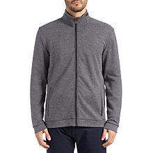 Buy BOSS Green C-Fossa Jersey, Medium Grey Online at johnlewis.com