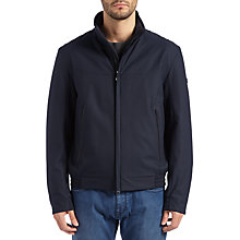 Buy BOSS Green Jakus Jacket, Navy Online at johnlewis.com