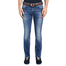 Buy BOSS Orange 63 Denim Jeans, Bright Blue Online at johnlewis.com