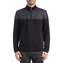 Buy BOSS Green C-Cannobio Jumper, Black Online at johnlewis.com