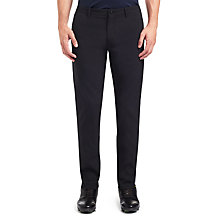 Buy BOSS Green Hapron Trousers, Black Online at johnlewis.com