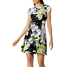 Buy Coast Barbette Scuba Print Dress, Multi Online at johnlewis.com